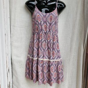 Mossimo Dress in Small Spring Summer Boho Classic